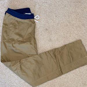VANS Khaki Board Pants